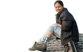 अरुणिमा सिन्हा जीवनी - Biography of Arunima Sinha in Hindi